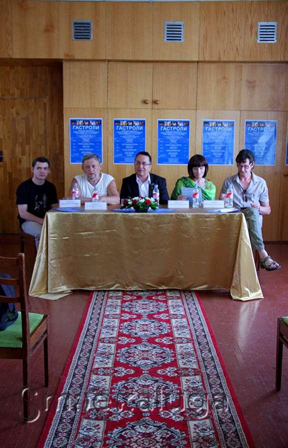 В Калуге начались гастроли Брянского государственного театра драмы им. А. К. Толстого