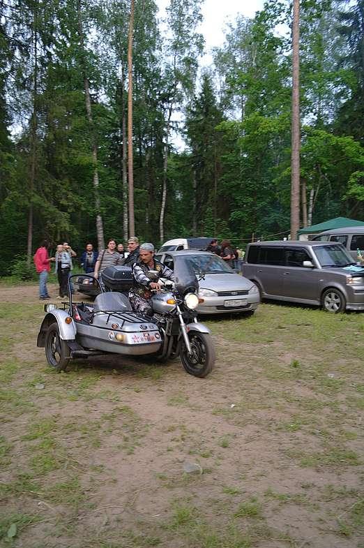 «Байк Купала–2014»: второй байк-фестиваль этого лета в Калужской области