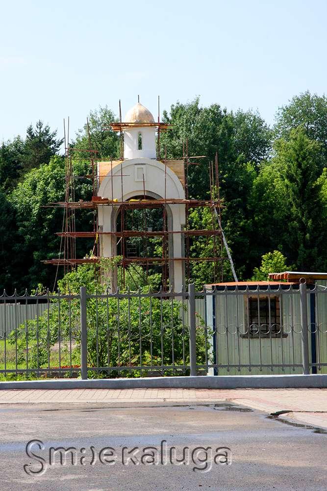 1 августа на воинском кладбище состоится освещение часовни