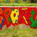 граффити Калуга