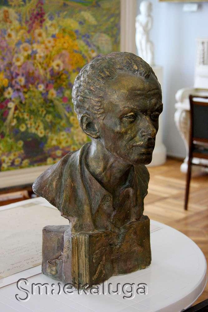 Калужский музей искусств получил новые экспонаты