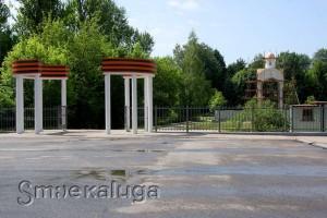 воинское кладбище калуга