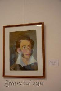 портрет пушкина калуга