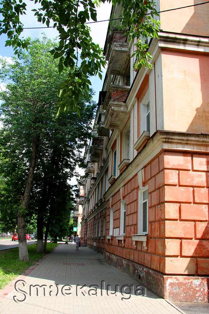 Доступное краеведение: Архитектурная ценность улицы Чичерина в Калуге