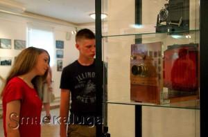 В экспозиции выставки - не только фотографии калуга