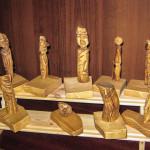Выставка корнепластики в Доме мастеров калуга