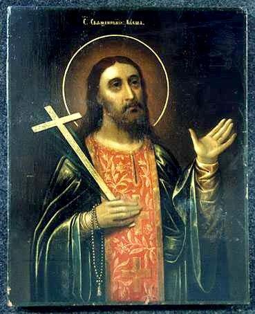 В Калуге к 900-летию со дня смерти священномученика Кукши Печерского откроется выставка, памятник и сквер
