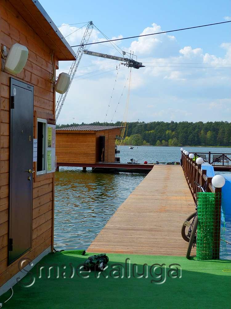 В субботу на Яченском водохранилище пройдут необычные соревнования: участником может любой желающий