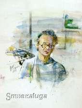 Персональная выставка акварелей Заслуженного художника России Валерия Андреевича Рябовола
