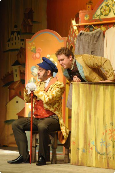 Калужский театр юного зрителя: завершение 49-го театрального сезона