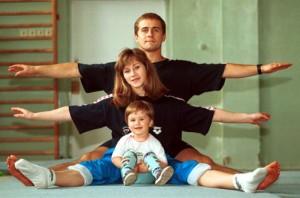спортивная семья калуга