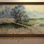 """Выставка художественной студии """"Вдохновение"""" калуга"""
