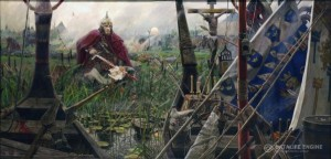 """Павел Рыженко, """"Невская битва"""" (2010 год) калуга"""