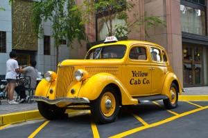 желтое такси калуга