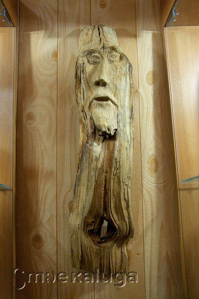 Выставка лесной скульптуры в «Доме мастеров»