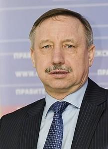 Полномочный представитель президента Российской Федерации в Центральном Федеральном округе Александр Дмитриевич Беглов