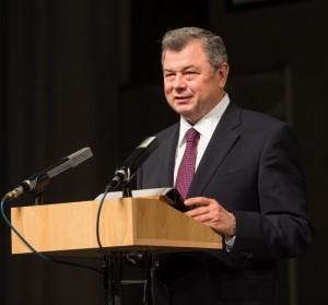 Поздравление убернатора Калужской области Анатолия Артамонова калуга