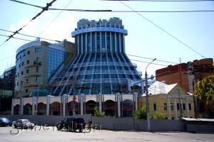 "Здание гостиницы ""Шератон"" калуга"