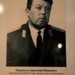 Основатель музея подполковник в отставке А. И. Муравьев калуга