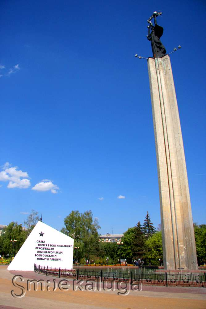 Площадь Победы почти готова к торжественному открытию