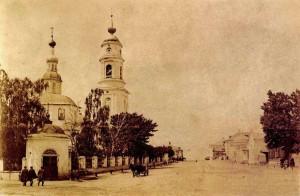 Благовещенская церковь в калуге