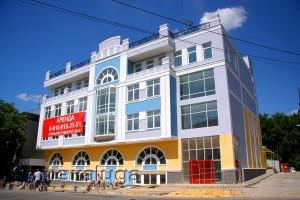 Новый торговый центр на улице Дзержинского калуга