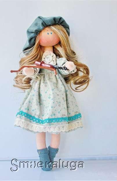 Выставка «В мире текстильной куклы» в Доме мастеров