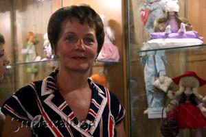 Любовь Мамонова, мастер по изготовлению современной текстильной куклы калуга