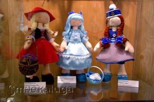 """""""Большеножки"""": Красная шапочка, Мальвина и Морячка Кира. Куклы Любови Мамоновой калуга"""
