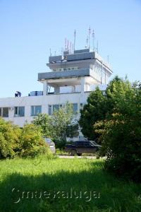 """Здание бывшего аэропорта """"Грабцево"""" калуга"""