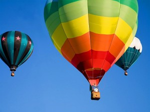 В небо поднимутся 6 воздушных шаров калуга