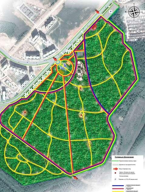 На Правобережье вновь планируют построить парк