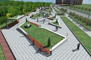 новый парк калуга