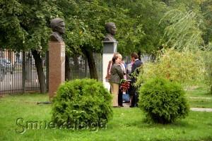 Аллея калужских композиторов калуга