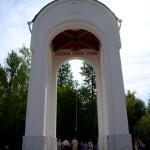 мемориальная часовня Калуга
