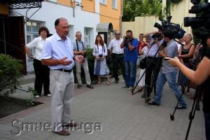 Выступление Юрия Зельникова калуга
