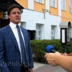 Выступление министра культуры и туризма Калужской области Павла Суслова калуга