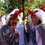 Участники карнавала калуга