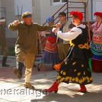 Колюпановский ДК скрасил ожидания фольклорным шоу