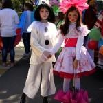 юные участники карнавала калуга