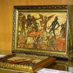 """Выставка """"Картины на бересте"""" калуга"""