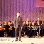Министр культуры и туризма Калужской области Павел Суслов поприветствовал конкурсантов калуга