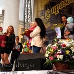 Поздравили мам и малышей, родившихся в День города год назад калуга