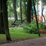Парк культуры и отдыха калуга
