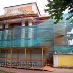 Работы по реставрации храма калуга