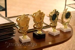 Награды победителей калуга