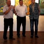 Владимир Обухов рассказывает о работах Игоря Химича калуга