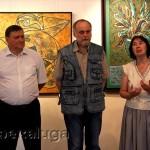 Открытие выставки Игоря Химича калуга