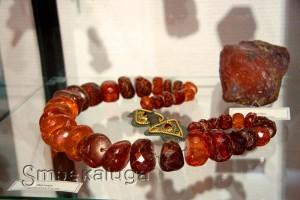 Свадебное ожерелье XVIII века калуга