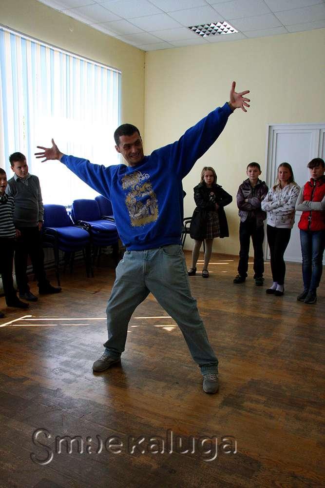 Областной молодежный центр познакомил школьников со своими творческими коллективами